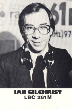 Ian Gilchrist